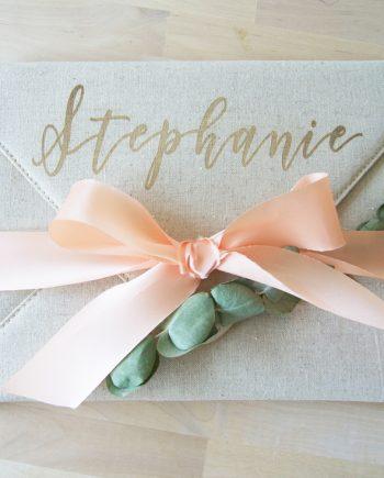 linen_clutch_Stephanie_front