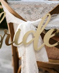 Chairsign_Bride-Groom_gold