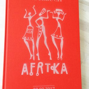 Gästebuch_orange_Afrika