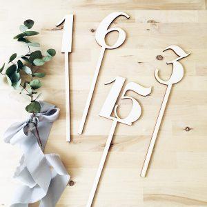 Tischnummern_Zahlen