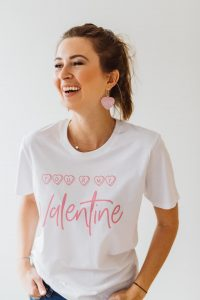 Your_my_valentine_Tee
